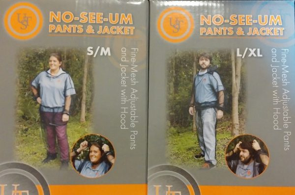 No-See-Um Pants and Jacket Fine Mesh-0