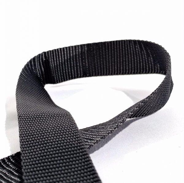 Black Premium Webbing (25 Feet)-0