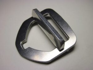 Titanium Cinch Buckle (pair)-3547