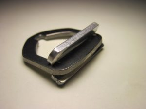 Titanium Cinch Buckle (pair)-3548
