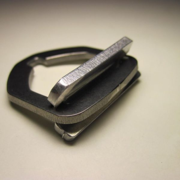 Titanium Cinch Buckle (pair)-3548