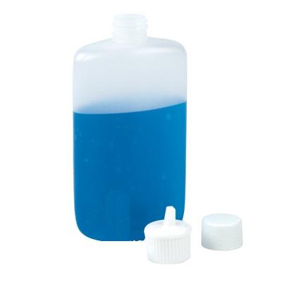 Oval Bottles w/ Caps-0