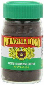 Medaglia D'Oro Instant Espresso Coffee-0