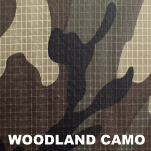 Chameleon Top Cover - Woodland Camo-0