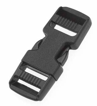 """1"""" Mojave Side Squeeze Buckles-3928"""