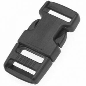 "3/4"" Mojave Side Squeeze Buckles-0"