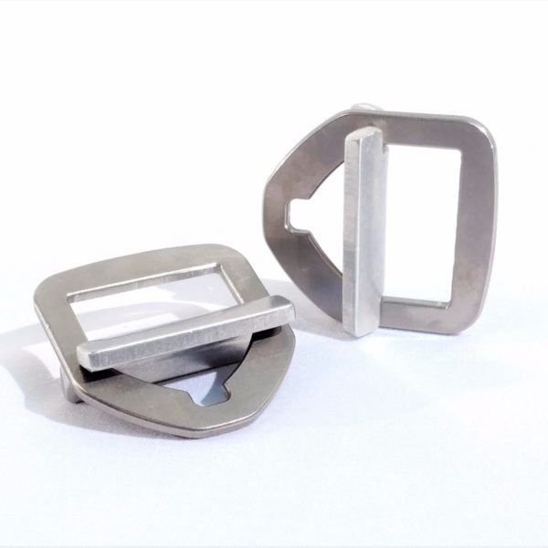Titanium Cinch Buckle (pair)-0