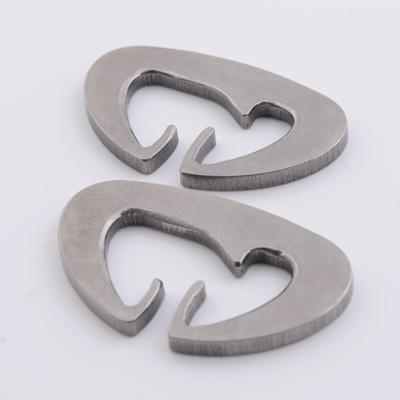 Titanium Dutch Clips (Pair)-0