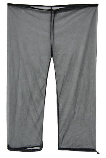 No-See-Um Pants and Jacket Fine Mesh-3703