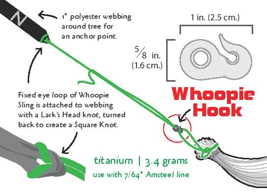 Whoopie Hook Complete Suspension-3853