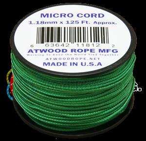 Micro Cord Green-0