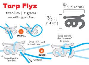 Tarp Flyz (Pair)-4089
