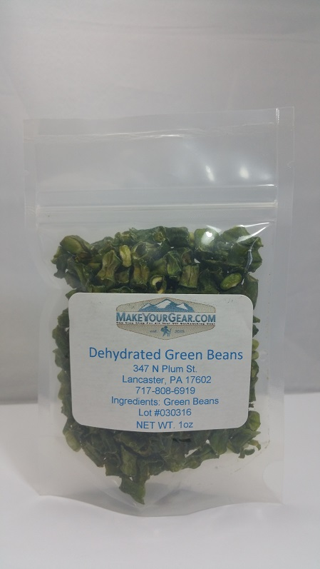 Dehydrated Green Beans-4128