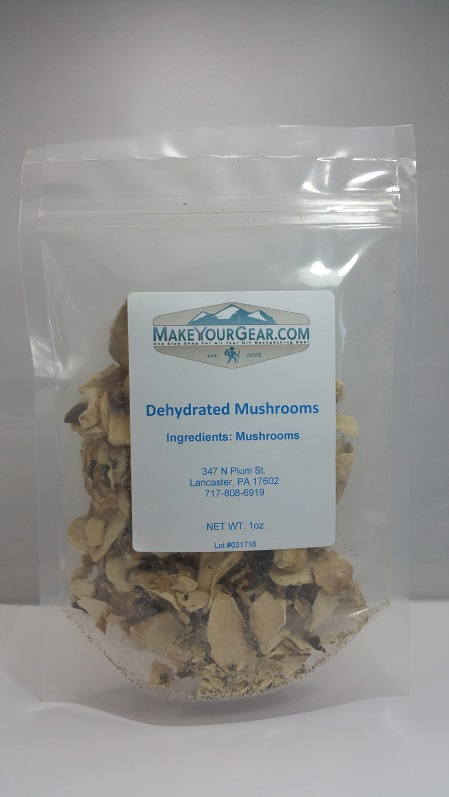 Dehydrated Mushrooms-4173