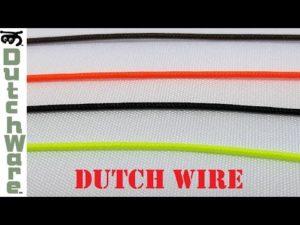 Dutch Wire (25 Feet)-4279