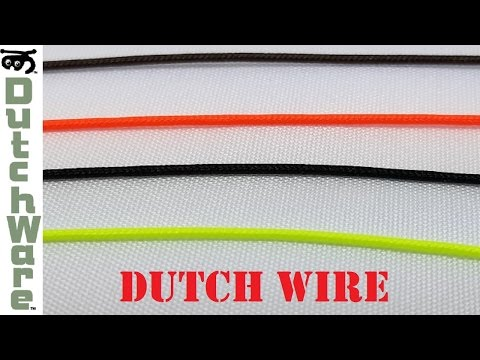 Dutch Wire (25 Feet)-4279