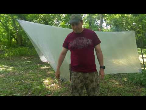 cuben fiber tarp by hammock gear  rh   dutchwaregear