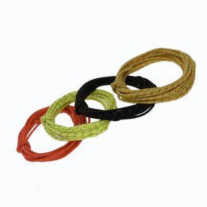 multi color spliced wire