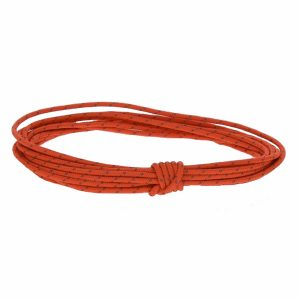 orange spliced wire