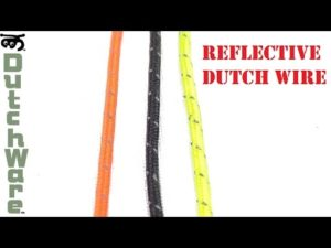 Reflective Dutch Wire (25 Feet)-4730