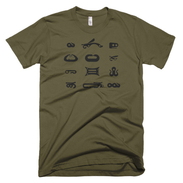 Hooked On DutchWare T-Shirt-4695