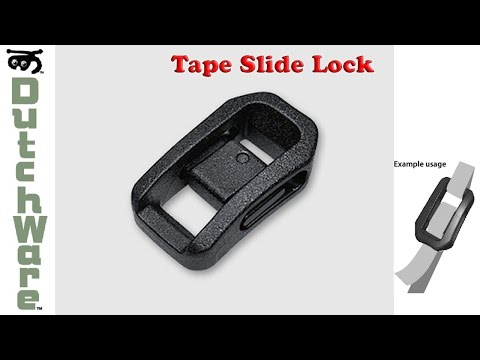 Tape Slide Lock-4940