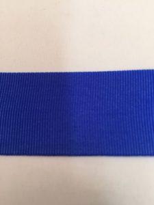 """1"""" Grosgrain - Blue-0"""