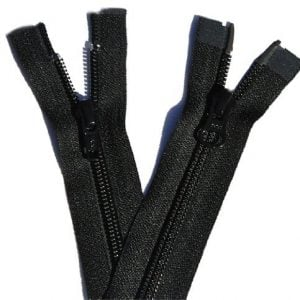 Two-Way Separating Coil Zipper-0