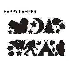 Tenacious Tape Happy Camper-0