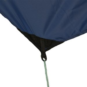 hex tarp with wire