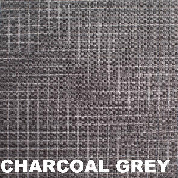 Sil Nylon-Samples-Charcoal Grey-0