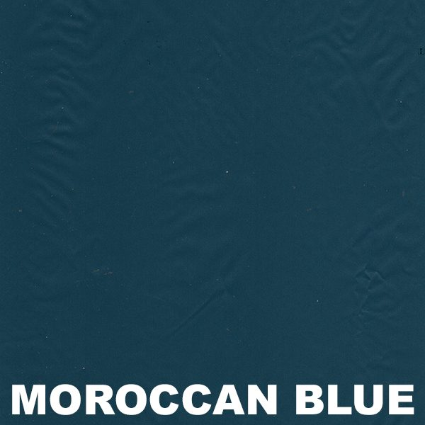 Chameleon Top Cover - Moroccan Blue-0