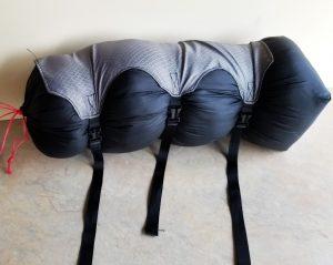black compression sack