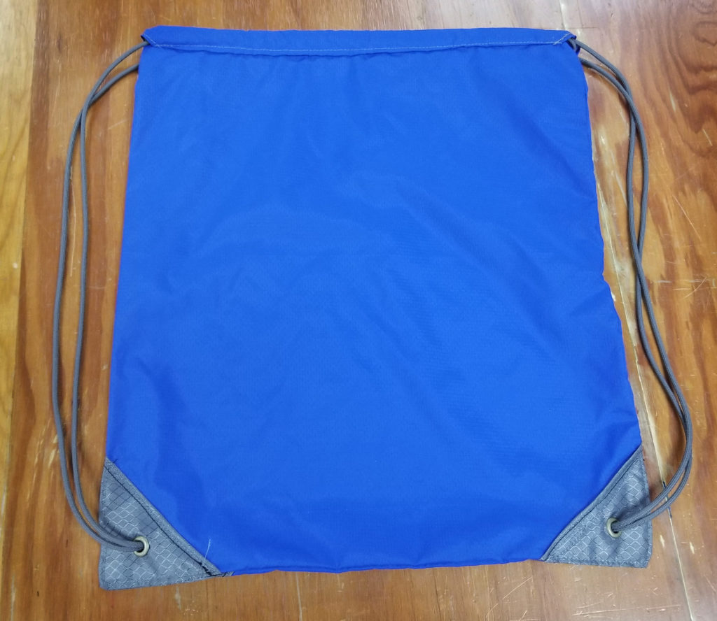 Simple Drawstring Backpack Great For Beginners Dutchware