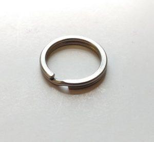 Titanium Split Ring - 3/4 Inch-0
