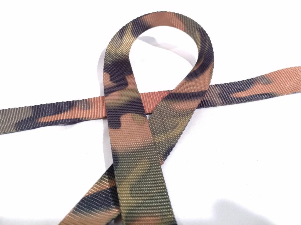 Camo Polyester Tree Straps (Pair)-0