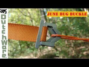 June Bug Buckle (Pair)-5527
