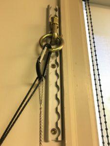 Adjustable Wall Anchor (pair)-5550