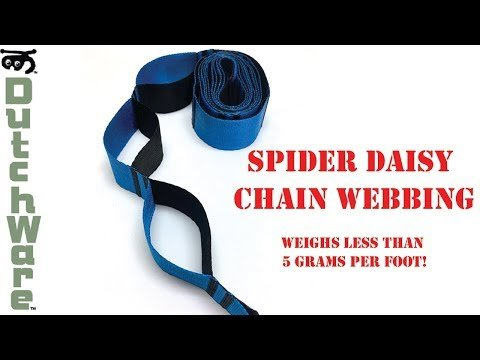 Spider Daisy Chain Webbing (by Foot)-5570