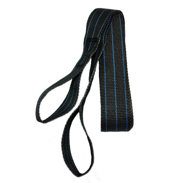spider hook with blue stripe