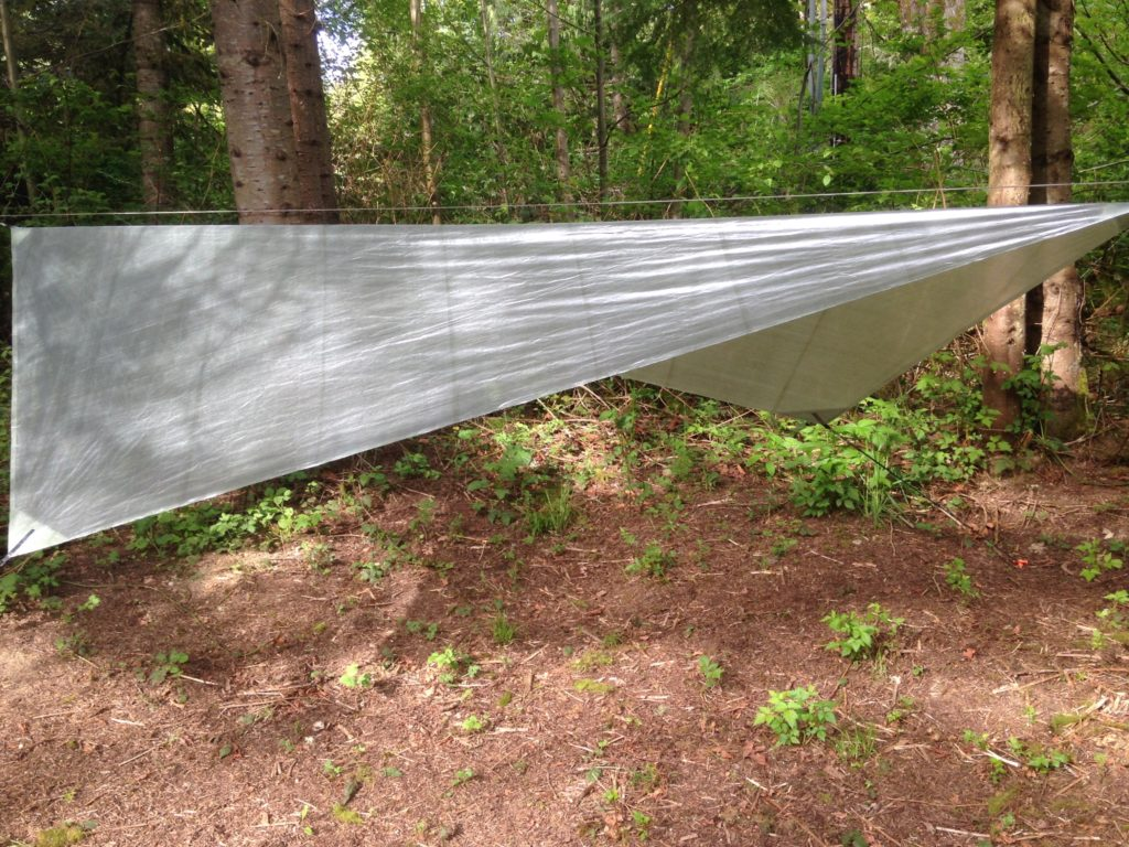 Dyneema Advanced Recon Tarp