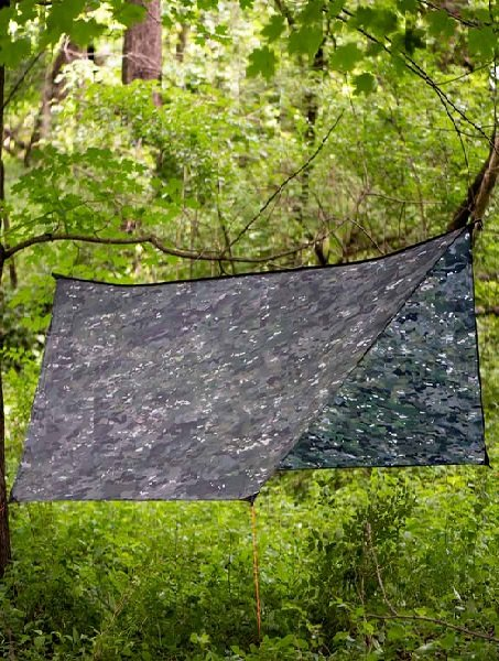 Privacy X: Boreal Xenon Hex Tarp