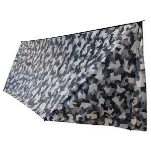 winter tarp hammock