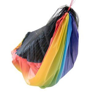 rainbow summer sock hammock
