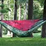 watermelon fabric top hammock