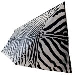 zebra winter tarp