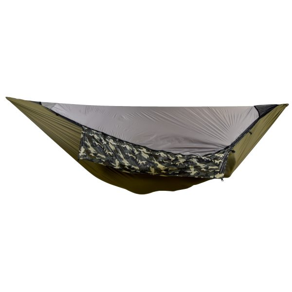 camo sling inside of hammock