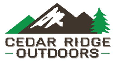 cedar ridge outdoors logo