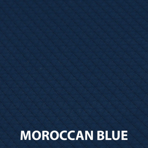 moroccan blue color