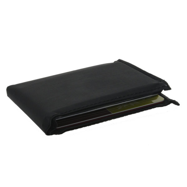 wallet with cards folded